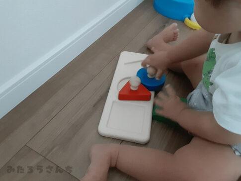 型はめのおもちゃ